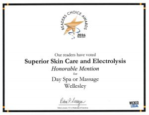 Superior Skin Care - Reader's Choice 2016